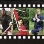 Beijing Olympic Chinese Wushu Treasure Stamp Album - Lex Reinhart - Cristina Sokol