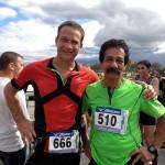 Trail Ronde de Crussol - Lex Reinhart - Bernardo Arias