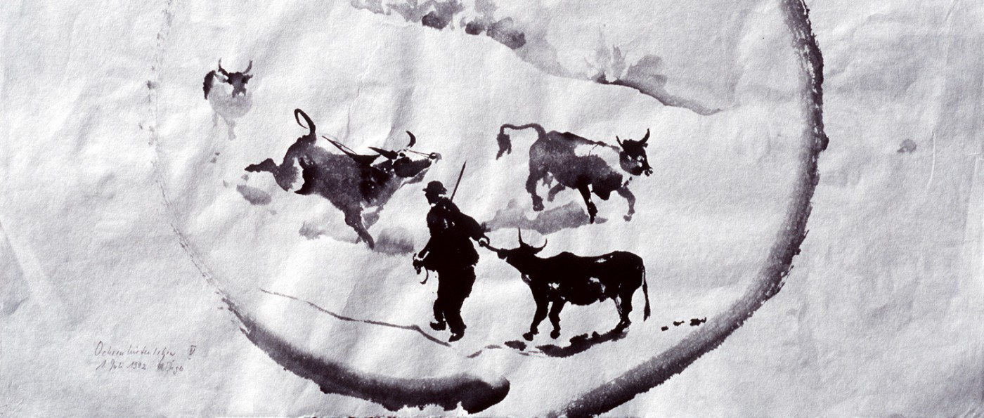 Wu Mei Shu Retreat & Coaching Center - the Ox and His Herdsman