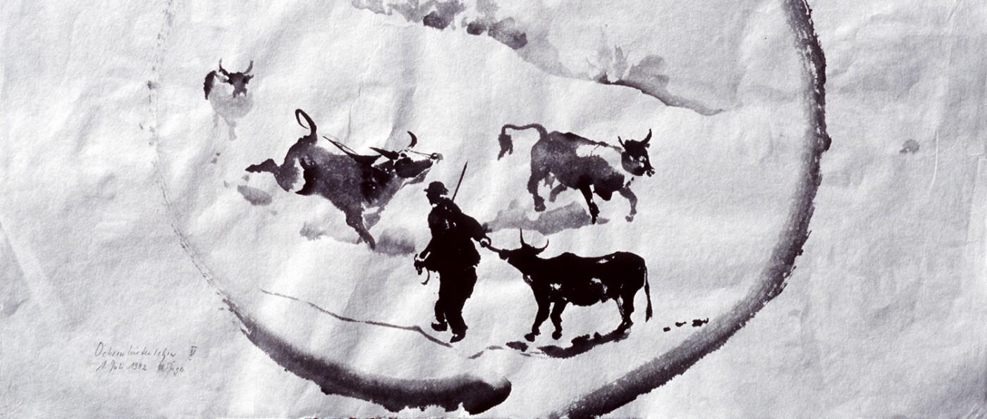 Wu Mei Shu Retreat & Coaching Center - the Ox and His Herdsman