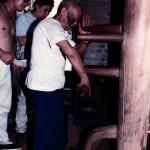 Wooden Dummy Deluxe Murenzhuang Pan Nam